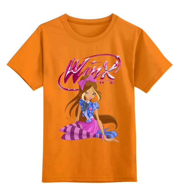 Printio Детская футболка классическая унисекс Винкс клуб