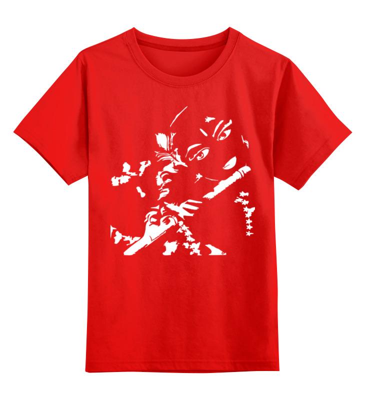 Printio Детская футболка классическая унисекс Шри кришна