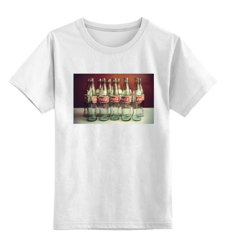 Фото - Printio Детская футболка классическая унисекс Coca cola printio детская футболка классическая унисекс coca cola enjoy truth