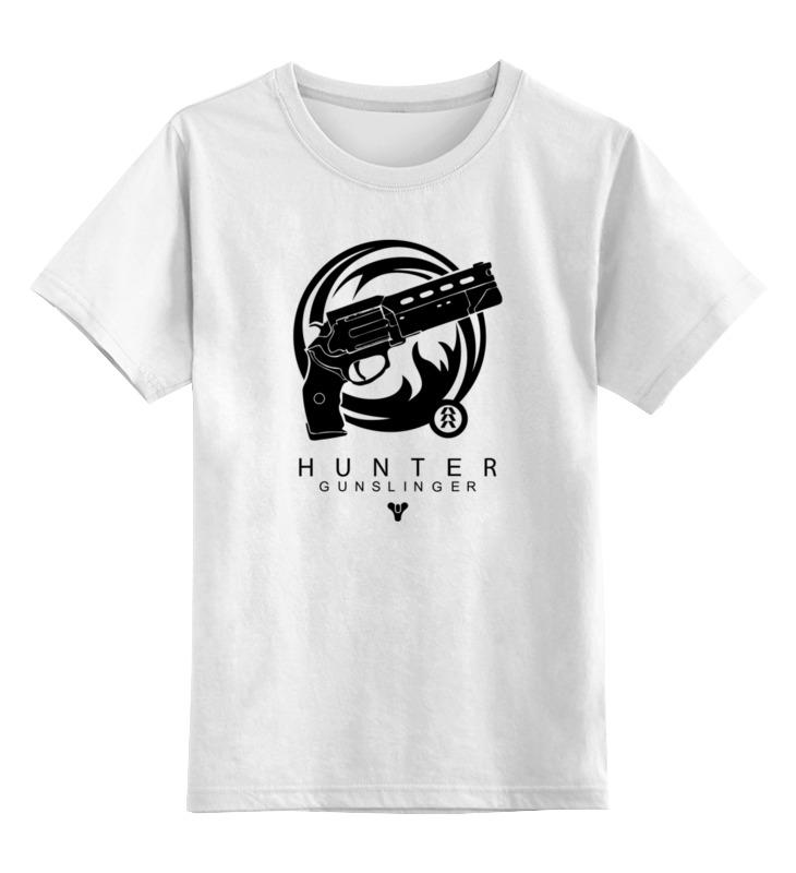 Фото - Printio Детская футболка классическая унисекс Hunter printio детская футболка классическая унисекс hunter x hunter