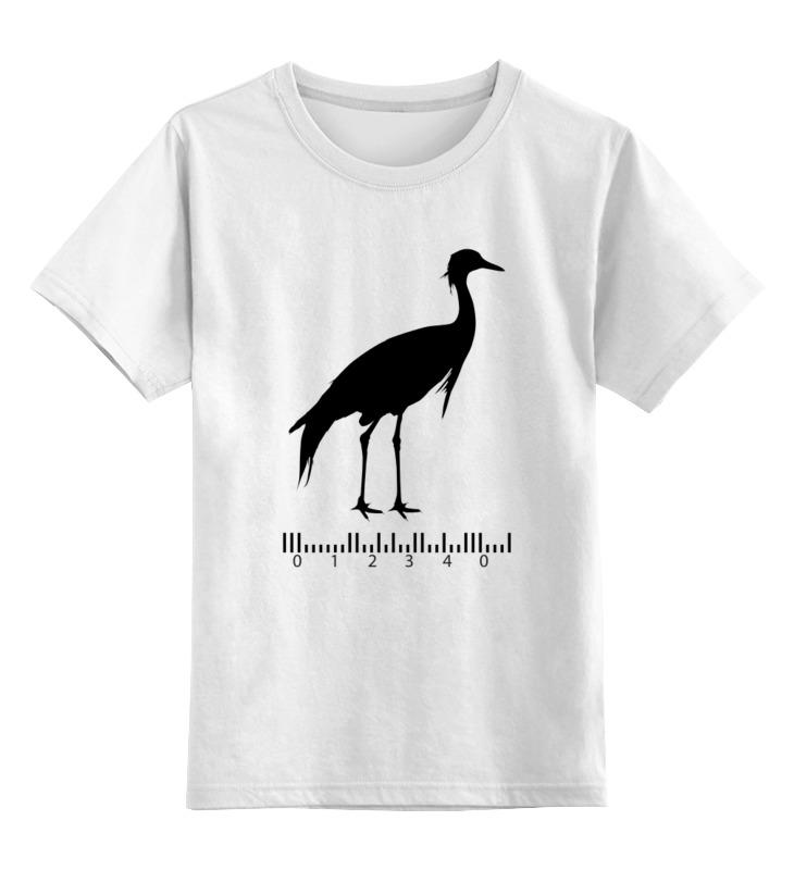 Фото - Printio Детская футболка классическая унисекс bird noah letner bird lessons