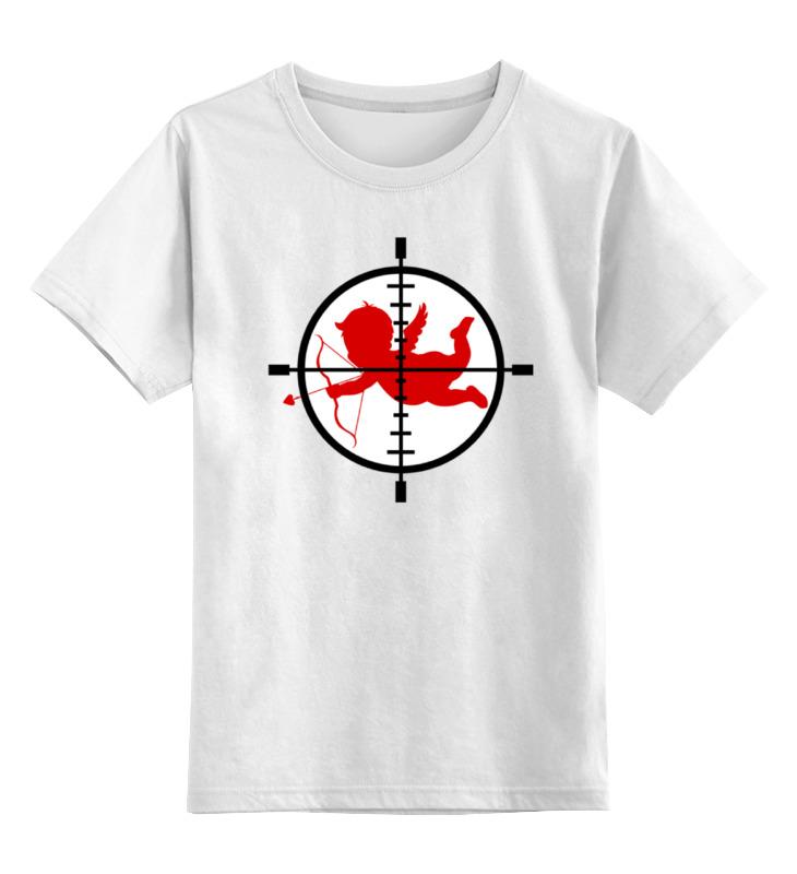 Printio Детская футболка классическая унисекс Купидон (валентин)