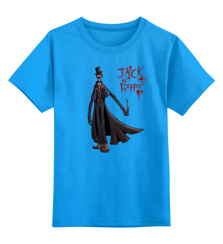 Printio Детская футболка классическая унисекс Jack ripper