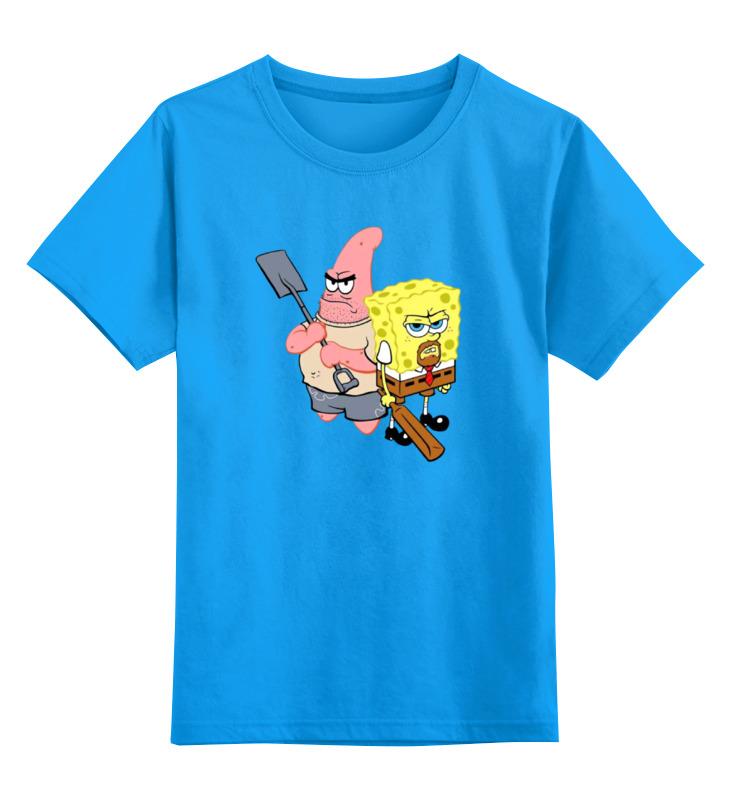 Printio Детская футболка классическая унисекс Друганы