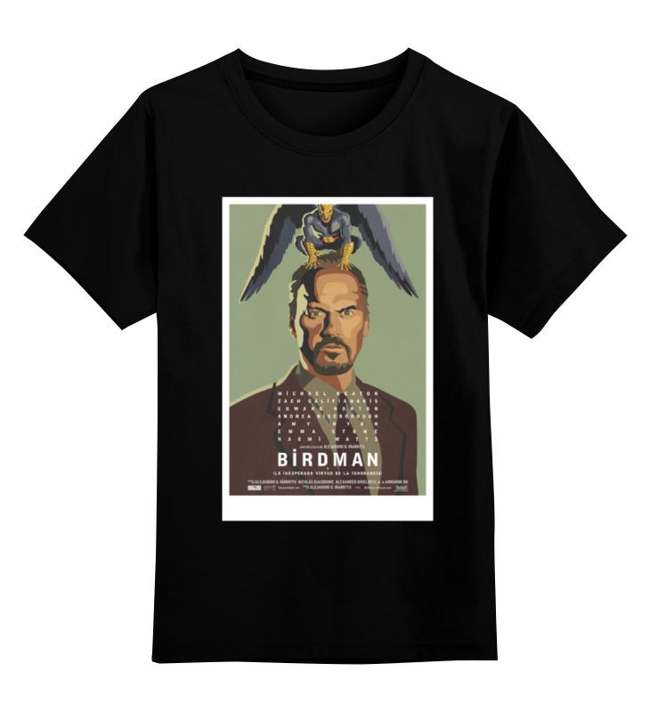 Фото - Printio Детская футболка классическая унисекс Бёрдмэн (birdman) printio сумка бёрдмэн birdman