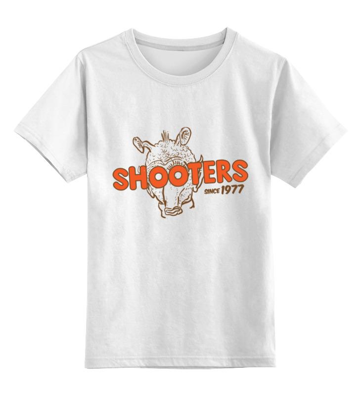 Printio Детская футболка классическая унисекс Shooters printio футболка классическая shooters