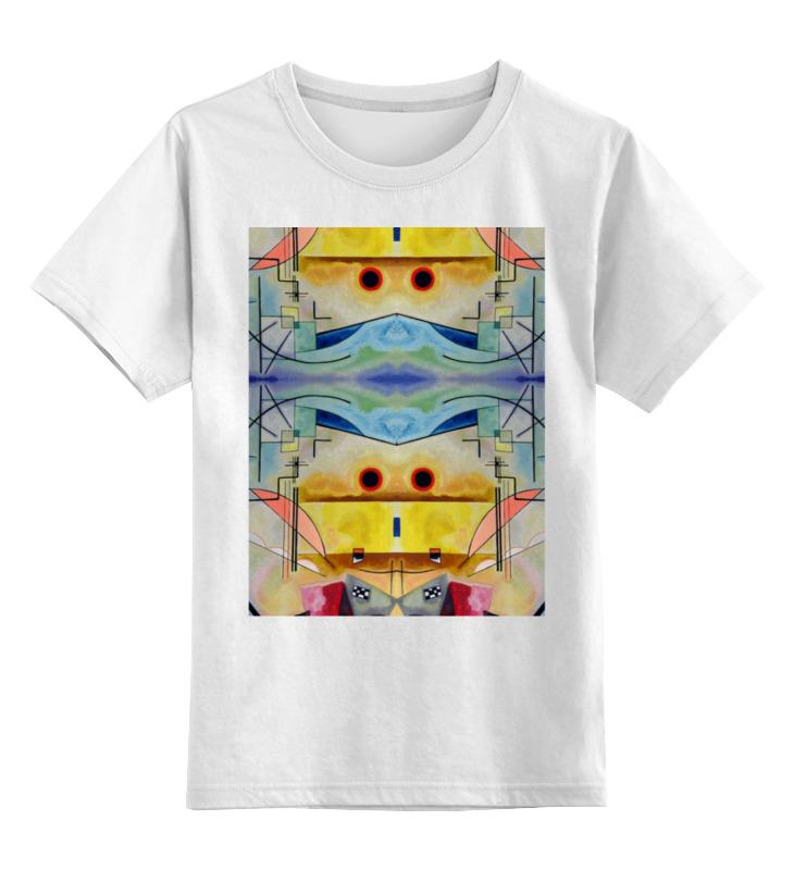 Printio Детская футболка классическая унисекс Космос, абстракция