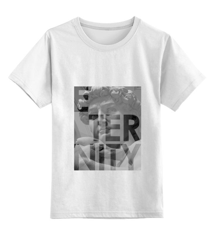Printio Детская футболка классическая унисекс Eternity