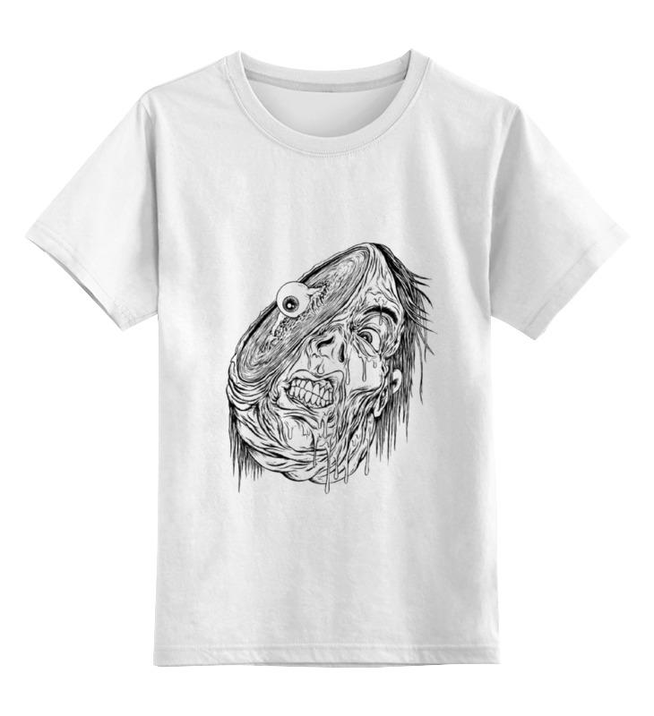Printio Детская футболка классическая унисекс Уродец