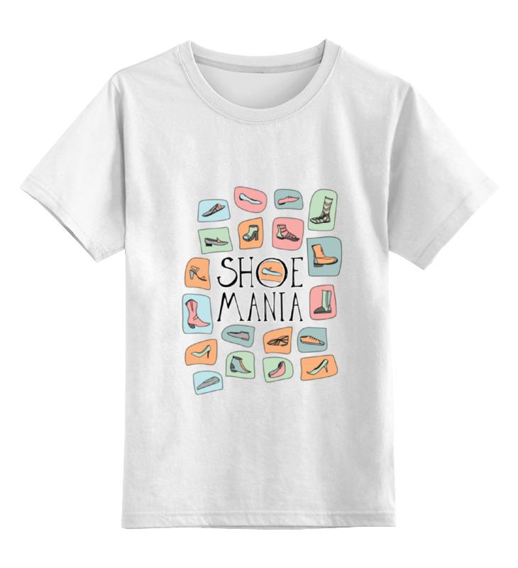 Printio Детская футболка классическая унисекс Обувная мания