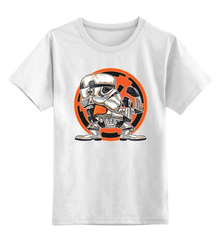 Printio Детская футболка классическая унисекс Штурмовик (звездные войны) printio свитшот унисекс хлопковый штурмовик звездные войны