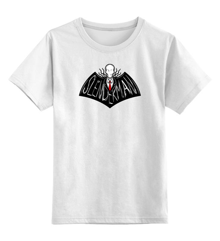 Printio Детская футболка классическая унисекс Слендер