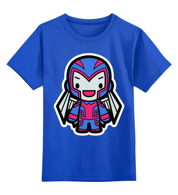 Printio Детская футболка классическая унисекс Магнето