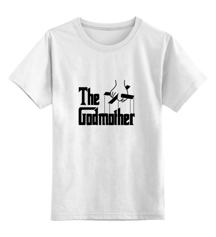 Printio Детская футболка классическая унисекс Крестная мать