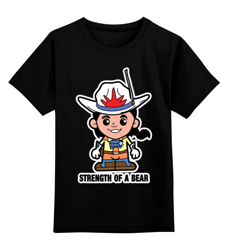 Printio Детская футболка классическая унисекс Звезда отваги printio лонгслив звезда отваги