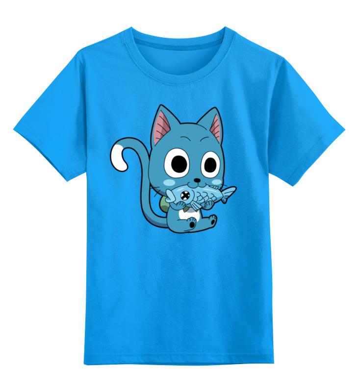 Printio Детская футболка классическая унисекс Хэппи. fairy tail