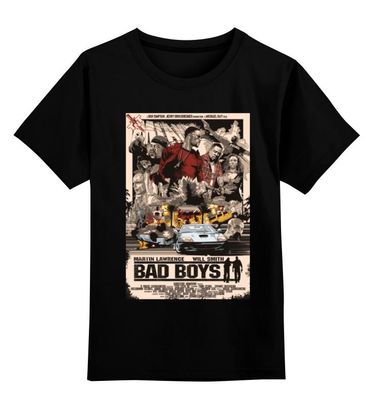 Printio Детская футболка классическая унисекс Плохие парни (bad boys)