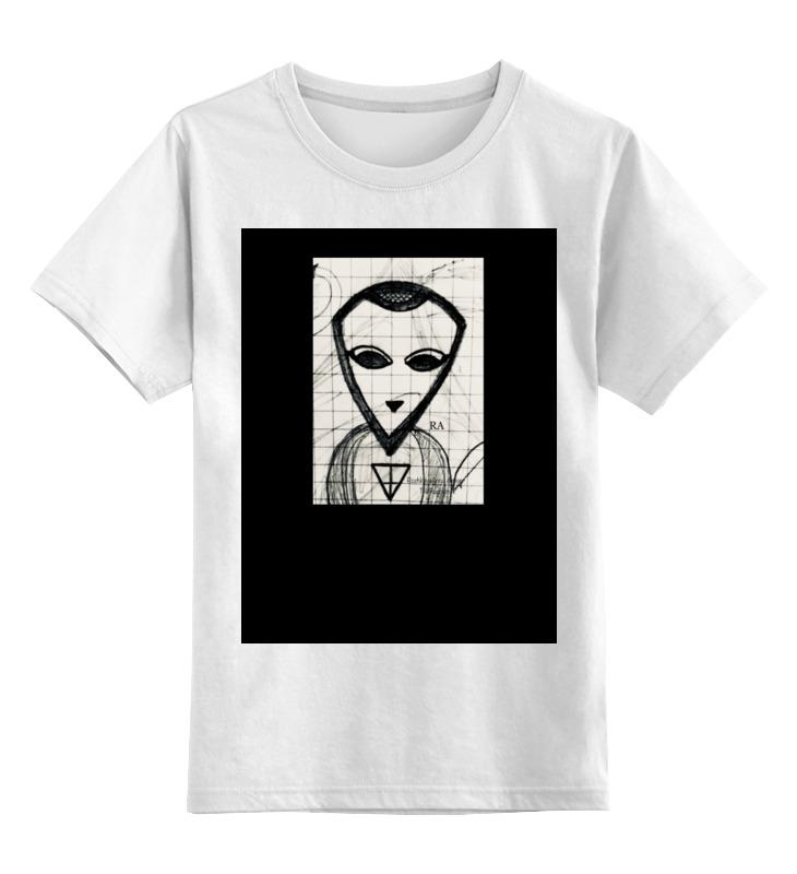 Printio Детская футболка классическая унисекс Ra космос printio детская футболка классическая унисекс mumm ra