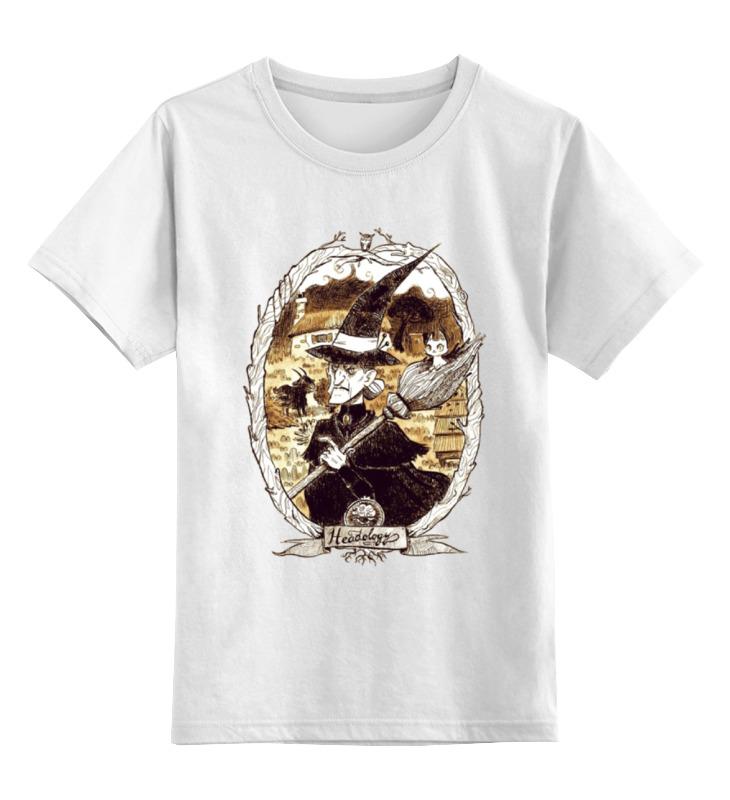 Printio Детская футболка классическая унисекс Злой колдун