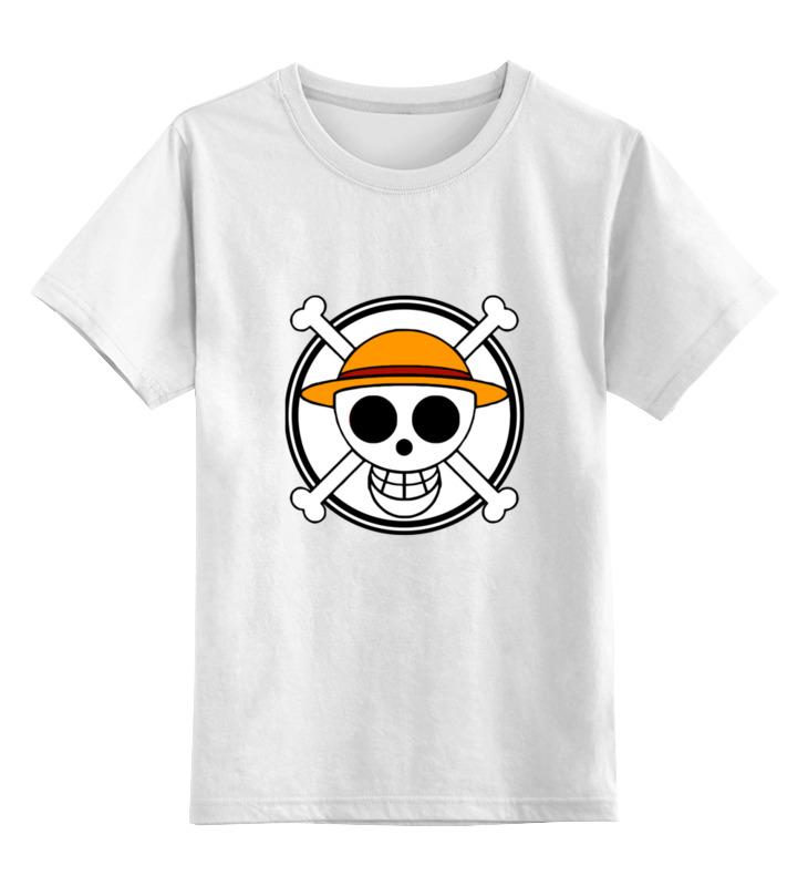 Printio Детская футболка классическая унисекс Ван пис (one piece)