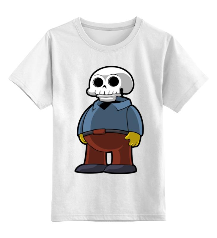 Printio Детская футболка классическая унисекс Ральфи (симпсоны)