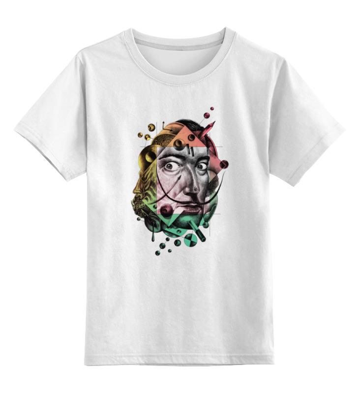 Printio Детская футболка классическая унисекс Сальвадор дали printio футболка классическая дали