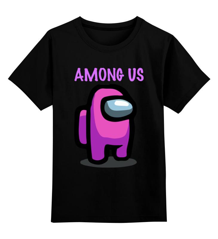 Printio Детская футболка классическая унисекс Among us(среди нас)