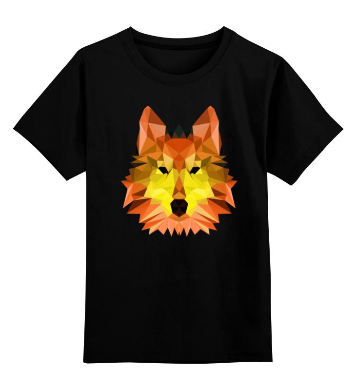 Фото - Printio Детская футболка классическая унисекс Полигональный волк printio детская футболка классическая унисекс полигональный кабан