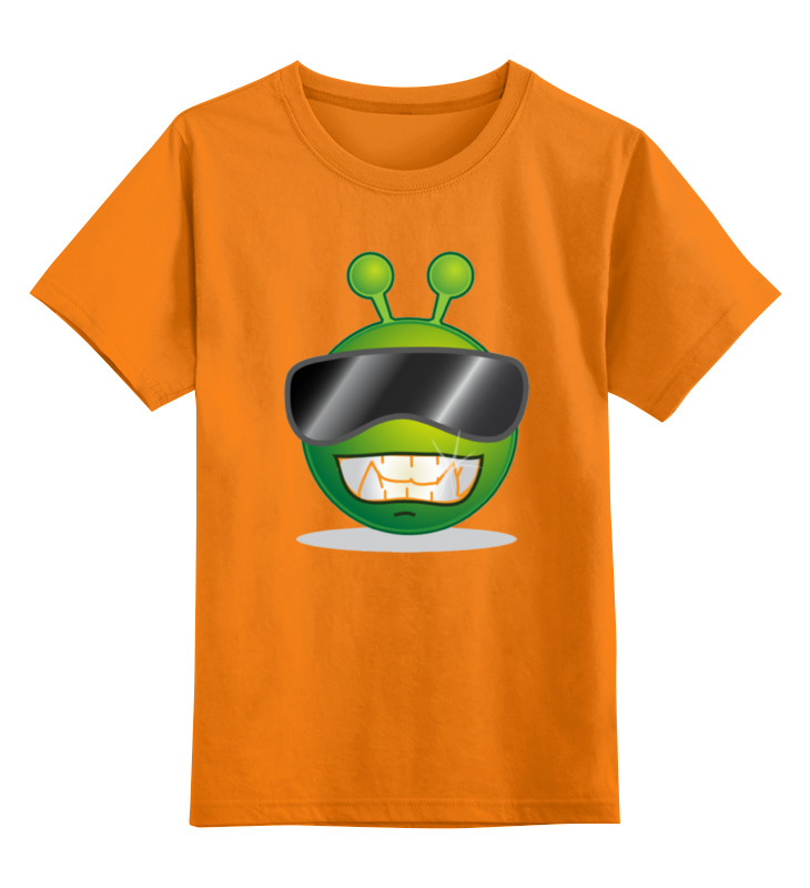 Printio Детская футболка классическая унисекс Андроид