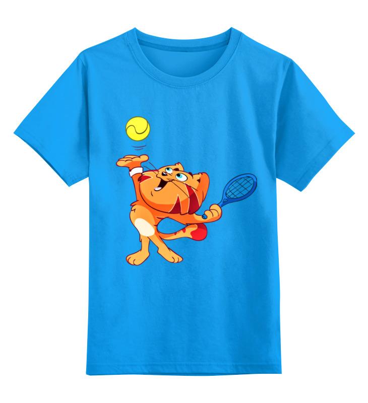 Printio Детская футболка классическая унисекс Теннис