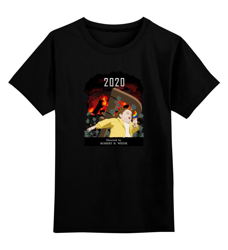 Printio Детская футболка классическая унисекс 2020 год-катастрофа