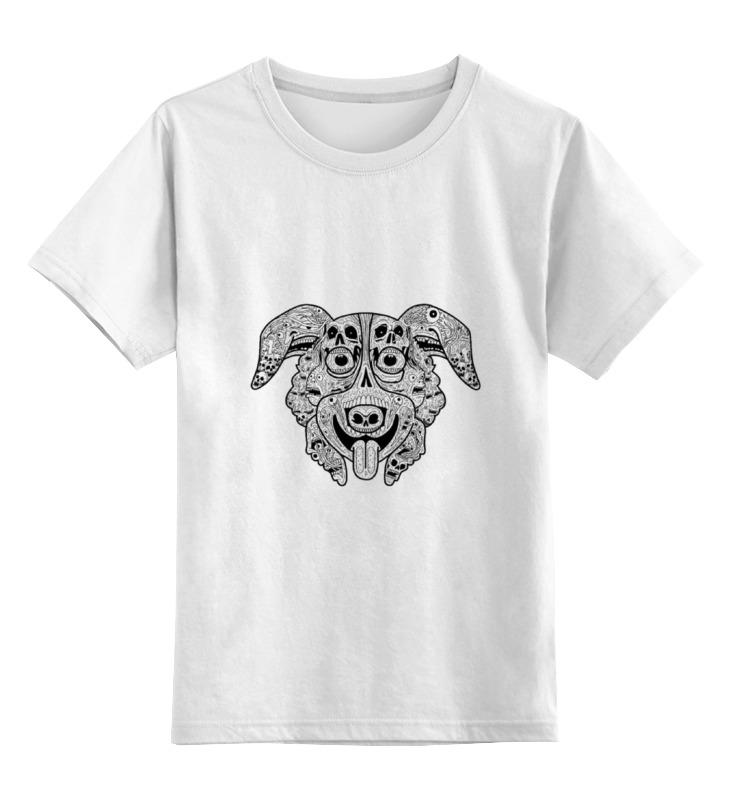 Printio Детская футболка классическая унисекс Мистер пиклз