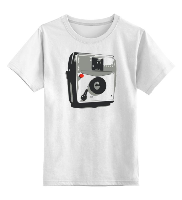 Printio Детская футболка классическая унисекс Полароид