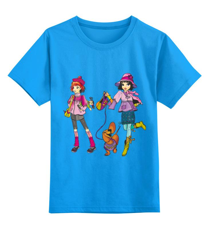 Printio Детская футболка классическая унисекс Школьницы