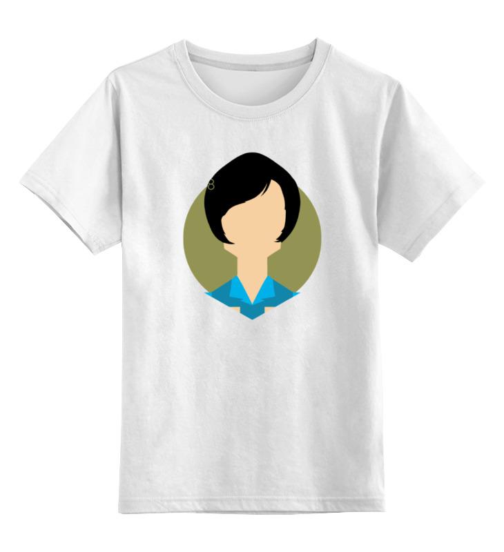 Printio Детская футболка классическая унисекс Сун бак (восьмое чувство)