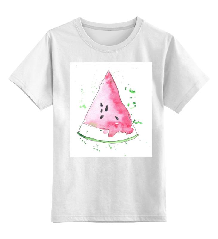 Printio Детская футболка классическая унисекс Арбуз