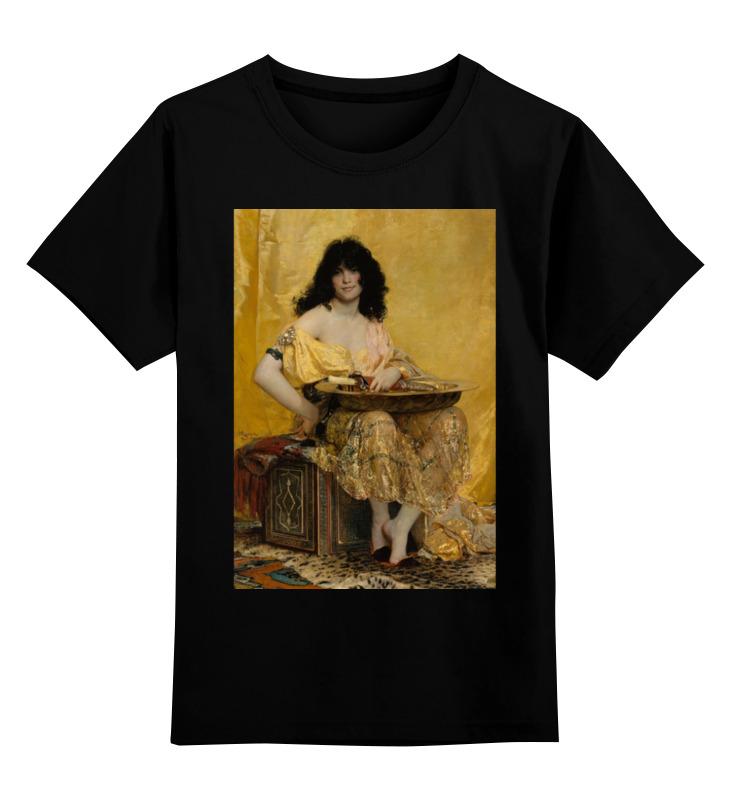 Printio Детская футболка классическая унисекс Саломея (анри реньо) саломея