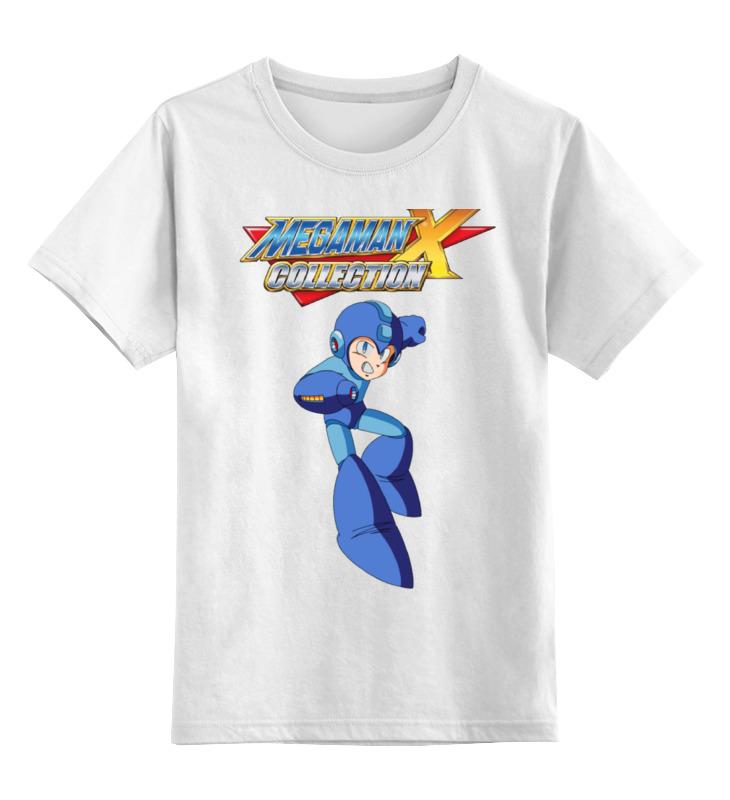 Фото - Printio Детская футболка классическая унисекс Megaman x printio детская футболка классическая унисекс hunter x hunter