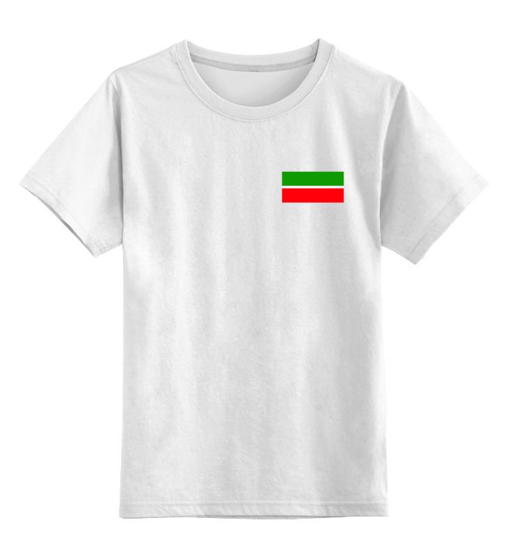 Printio Детская футболка классическая унисекс Флаг татарстана