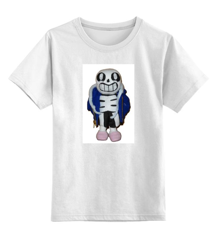 Printio Детская футболка классическая унисекс Санс
