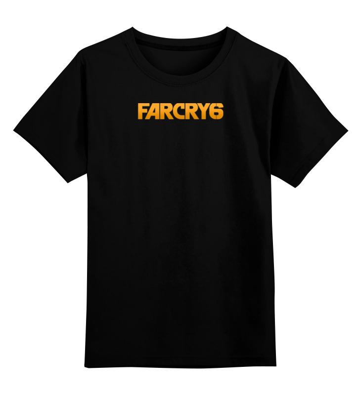 Printio Детская футболка классическая унисекс Far cry
