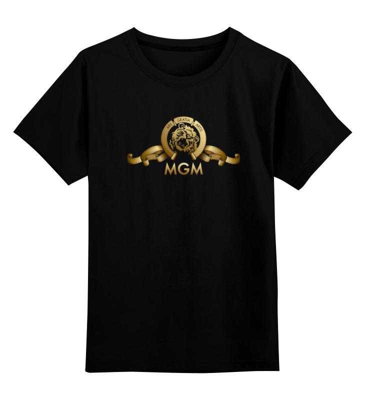 Printio Детская футболка классическая унисекс Metro-goldwyn-mayer / mgm