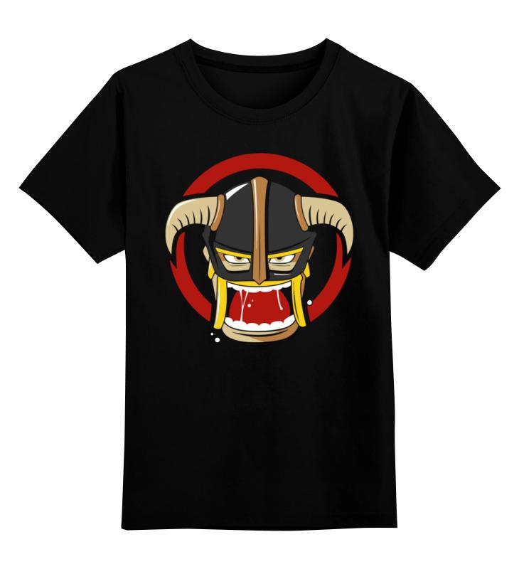 Printio Детская футболка классическая унисекс Варвар(clash of clans)