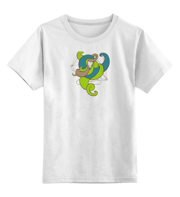 Printio Детская футболка классическая унисекс Йога девушка printio детская футболка классическая унисекс йога девушка