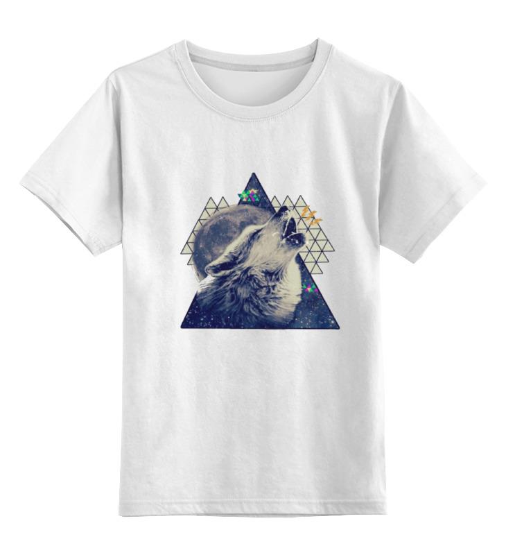 Фото - Printio Детская футболка классическая унисекс Волк. printio детская футболка классическая унисекс волк абстракция