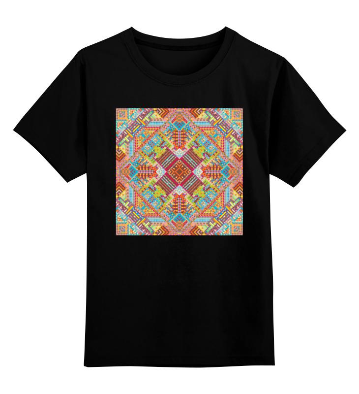 Printio Детская футболка классическая унисекс с абстрактным рисунком printio сумка с абстрактным рисунком