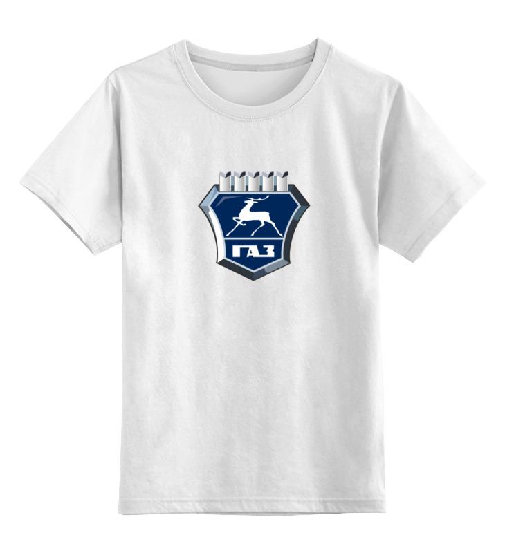 Printio Детская футболка классическая унисекс Газ нижний новгород