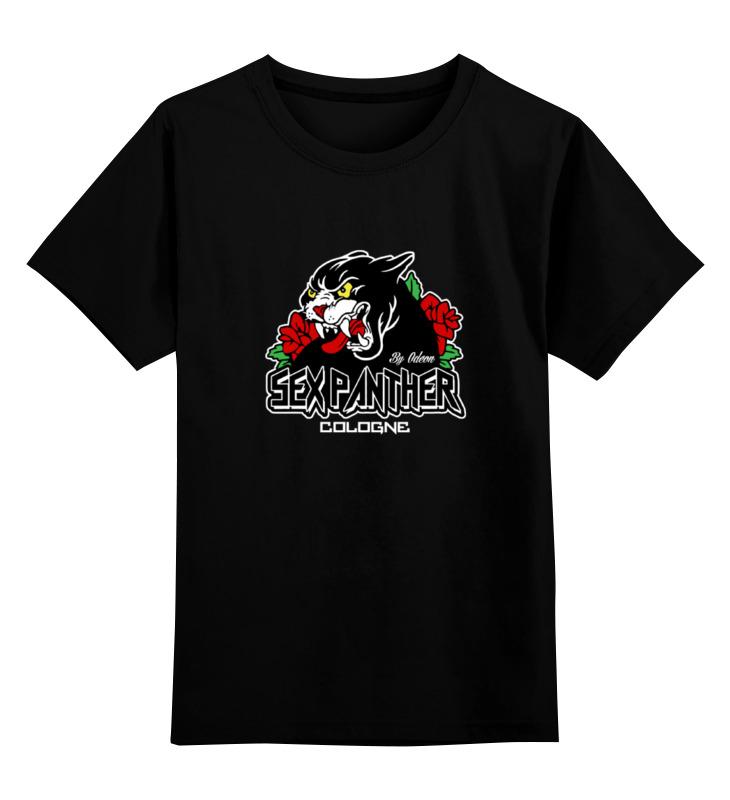 Printio Детская футболка классическая унисекс Sex panther (anchorman)