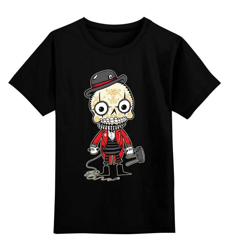 Фото - Printio Детская футболка классическая унисекс Скелет printio детская футболка классическая унисекс скелет и жуткий кот