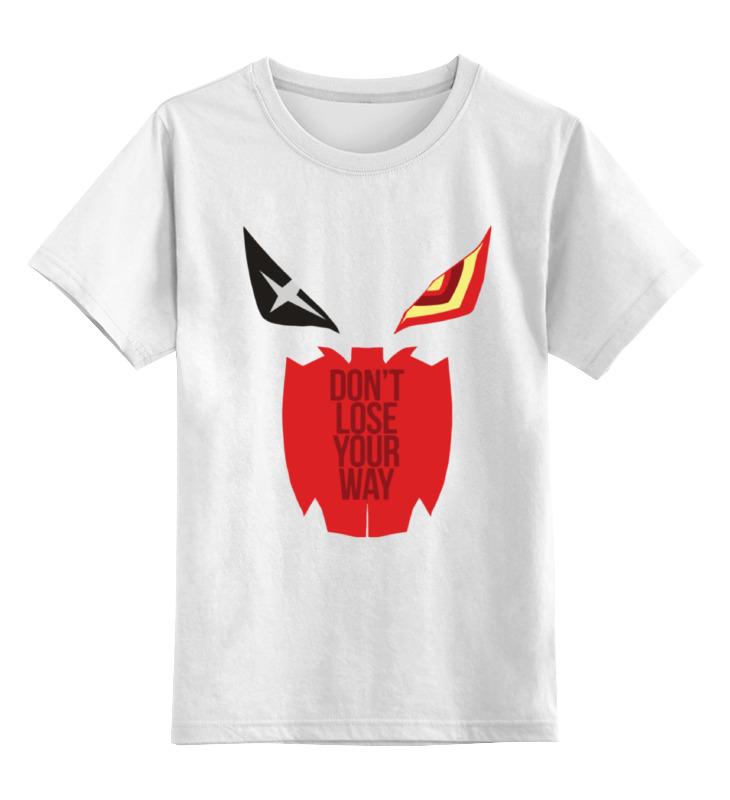 printio kill Printio Детская футболка классическая унисекс Сэнкэцу (kill la kill)